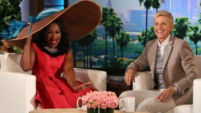 Phaedra Parks on The Ellen DeGeneres Show