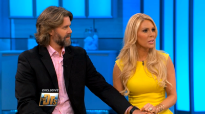 "Gretchen Rossi And Slade Smiley On CBS ""The Doctors"""